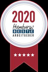 Hamburgs Beste Arbeitgeber Siegel 2020