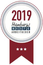 Hamburgs Beste Arbeitgeber 2019 3 Sterne