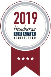 Hamburgs Beste Arbeitgeber 2019 4 Sterne