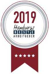 Hamburgs Beste Arbeitgeber 2019 5 Sterne