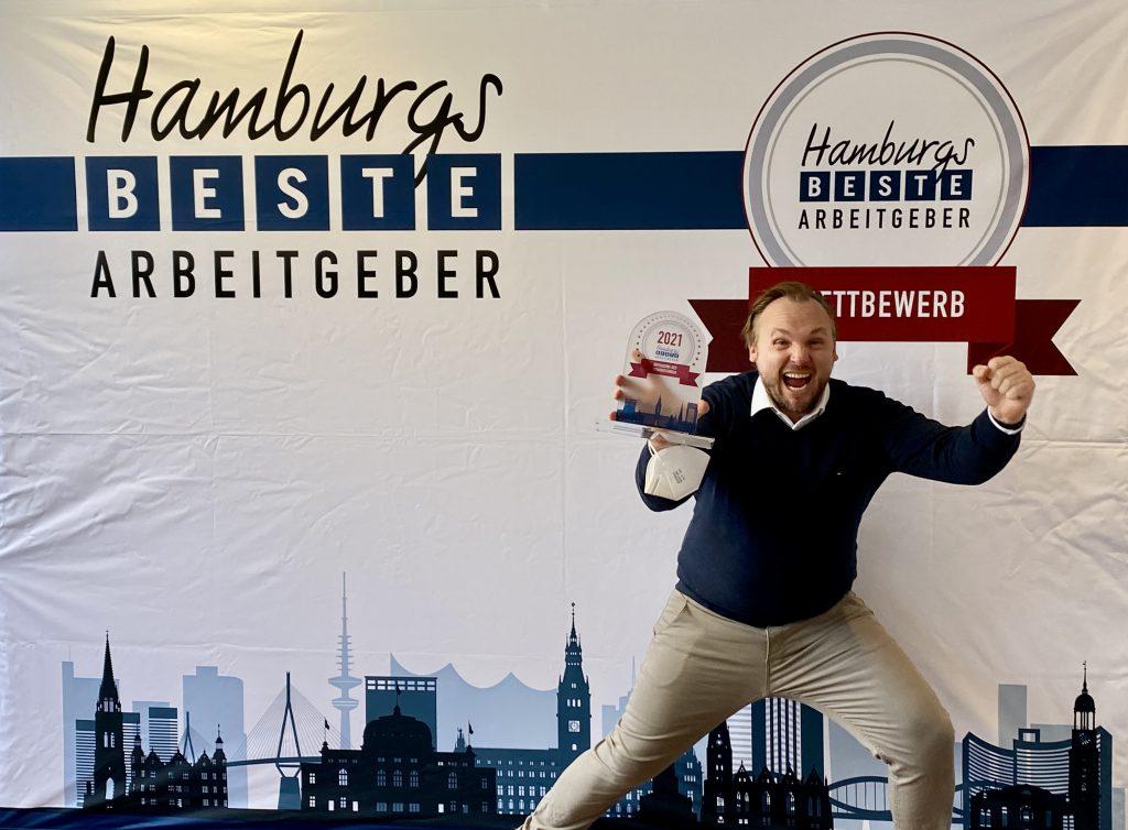 Deutschlands Beste Arbeitgeber 2021